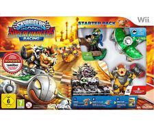 Skylanders Superchargers Wii Racing Starter Pack