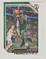 2018-19 Panini Hoops HOLIDAY EDITION #96 KYRIE IRVING Boston Celtics