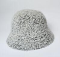 Cool New trending Luxury Angora Blend Fluffy Bucket Hat