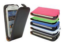 Funda de Móvil Protectora Cuero La PU Para Samsung Galaxy Trend Plus S7580 @