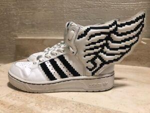 Preguntar es suficiente Generalmente hablando  adidas Jeremy Scott Sneakers for Men for Sale | Authenticity Guaranteed |  eBay