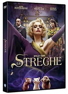 LE STREGHE Roald Dahl Anne Hathaway DVD