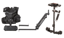 FLOWCAM HD-2000 ALUMINIUM STEADYCAM WITH QUICK RELEASE AND ARM VEST (UPTO 6 LBS)