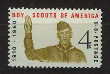 ESTADOS UNIDOS/USA 1960 MNH SC.1145 Boy Scouts of America