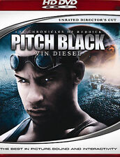 Pitch Black (Hd-Dvd, 2006, Unrated Directors Cut, Widescreen Edition) New