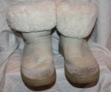 Ugg Classic Short Shearling Boots Size W8-Color:Sand