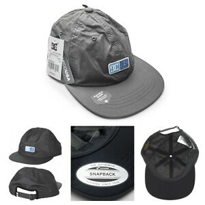 DC Shoes Skateboarding Hat Ken Block Founders Collection Charcoal NWT OSFM