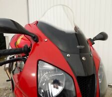 MRA Carreras Cristal Transparente: Honda VTR 1000 SP-2 02-06 Arandela de Panel