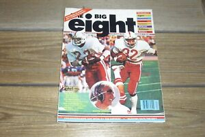 Vintage 1979 The Big 8 Magazine Volume 8 Number 2 Tom Osborne I.M. Hipp Plus+++