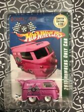 ROCKET CITY HOT WHEELERS CLUB MEMBERS ONLY WHEELS KOOL KOMBI 2013 CHRIS STANGLER