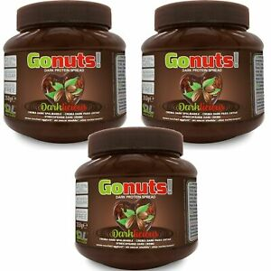 Anderson DAILY LIFE 3x350gr CREMA Proteica DARK CHOCO Spalmabile GONUTS
