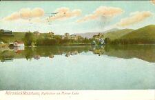 Cascade, NY The Cascades Lakes, Adirondack Mountains 1911