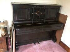 More details for upright antique piano