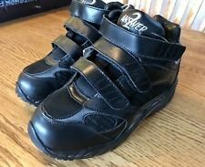 NEW Apis Answer 2 Therapeutic Extra Depth Diabetic Shoes Size 5 Wide Black