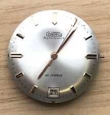 Control Cal. B910 Doesn'T Works For Parts Automatic 29,7mm 23 Jewels Date