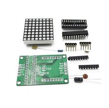 1pcs MAX7219 Dot matrix module MCU control Display module DIY kits