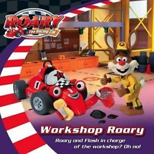 Roary the Racing Car - Workshop Roary Very Good Paperback Book