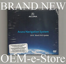 2000 2001 2002 2003 Acura RL TL CL GPS Navigation DVD U.S Map 2013 Update