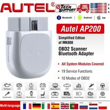 2020 Autel AP200 Bluetooth OBD2 Scanner Code Reader Full Systems Car diagnostic
