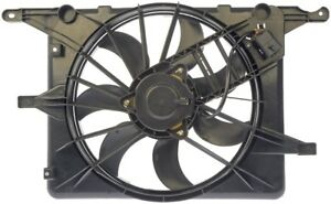 Engine Cooling Fan Assembly 620-953 For Solstice 2009-06 Saturn Sky 2010-07