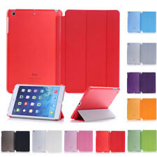 For iPad 6th Gen 9.7 Air 10.5 2019 Smart Slim Magnetic Leather Stand Case Cover
