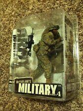 McFarlane's Military Series 4 ARMY Infantry African American Figure MISP!