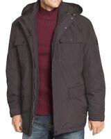 $295 Hawke & Co Brown 3-in-1 Winter Coat Parka & Jacket Water & Wind Resistant