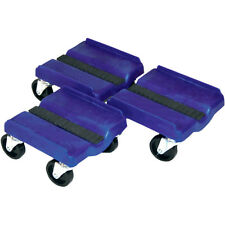 Super Caddy Super Sport Caddy Blue Snowmobile Sled Dolly