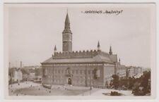 Denmark postcard - Kobenhavn, Raadhuset