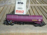 Piko 54289 Knick-Kesselwagen 4-achsig Minol der DB Epoche 4/5 neuwertig in OVP