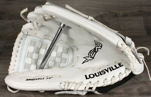 "Louisville Slugger Xeno 1912 12"" Fastpitch Softball Infield Glove (NEW) RHT"