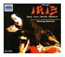 ██ OPER ║ Pietro Mascagni (*1863) ║ IRIS ║ Daniela Dessì ║ José Cura ║ 2CD