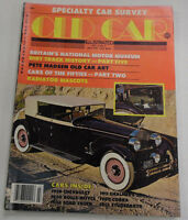 Old Car Illustrated Magazine Britian's Motor Museum July 1979 040317nonr