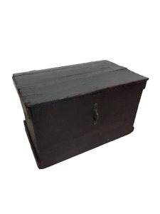 Bauletto rustico - baule cassetta - cassapanca abete - piccole dimensioni - 900