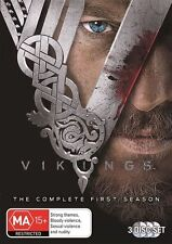 Vikings: Season 1 - Brand New DVD Region 4