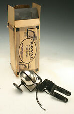 VINTAGE BEVIN BICYCLE BELL WITH BOX CONNECTICUT NOS SCHWINN RALEIGH SEARS AWESOM