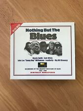 Nothing But The Blues 10 CD Box Bessie Smith Josh White Leadbelly