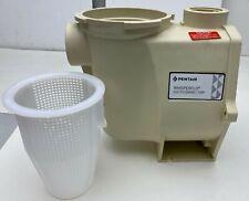 Genuine Pentair WhisperFlo Pool Pump Housing Volute & Basket Wfe-28 011519