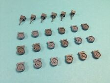 T-60 Tank Support Wheels Set №2 with 3 variants 1/35 Conversion Resin kit