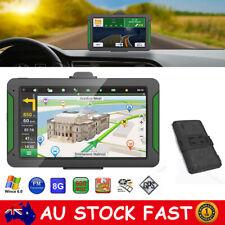 "7"" Truck Car GPS Navigator 8GB Navigation System Sat Nav Lifetime Free AU Maps"