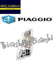 584971 ORIGINALE PIAGGIO FRECCIA ANTERIORE SINISTRA VESPA 125 200 250 300 GT GTS