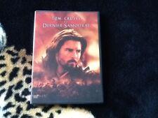 dvd le dernier samourai