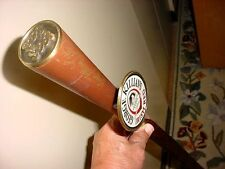 30% OFF GEO. KILLIAN'S TAP HANDLE RUSTIC RIVED WALKING STICK CANE BY JIM HALL
