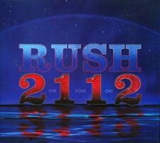 Audio CD: 2112 [CD + 5.1 Audio Blu-Ray Deluxe Edition], Rush. New Cond. Import.