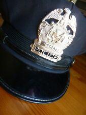 Maryland POLICE Special Hat Cap Obsolete Vintage USA