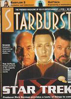 Starburst Magazine #236 April 1998 Star Trek Samuel L Jackson X-Files Gattaca