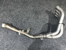 Yamaha r6 Bn6 2017/18/19 /13s/2co Akrapovic Megaphone With Decat Header System