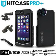 HITCASE PRO+ Action Pack 10M Waterproof Rugged For iPhone 6/6s |Wide-Angle Lense