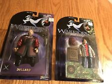 LOT OF 2 NIB SEALED WARRIORS OF VIRTUE DULLARD+RYAN ACTION Figure 1997 PLAY'EM
