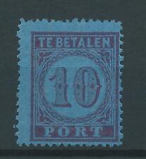 1881TG Nederland Portzegel  P2 postfris net zegel zie foto's..